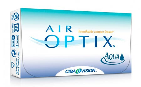 Lents de contacte CIBA VISION - AIR OPTIX
